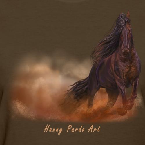 Desert Gallop w/ Letters