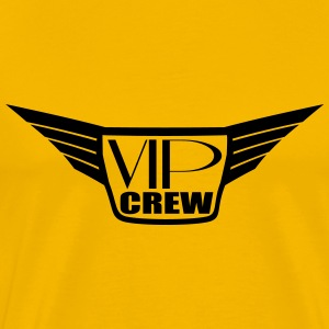 Edel design cool stylish letter vip very importent T-Shirts - Men's Premium T-Shirt
