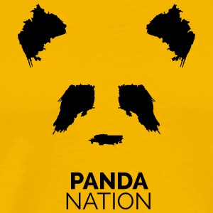 Panda Nation - Men's Premium T-Shirt