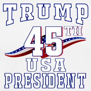 45th USA President - Men's Premium T-Shirt