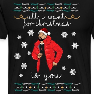 Drake Ugly Sweater T-Shirts - Men's Premium T-Shirt