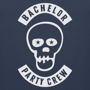 Bachelor Party Crew Patch Sportswear - Men's Premium Tank