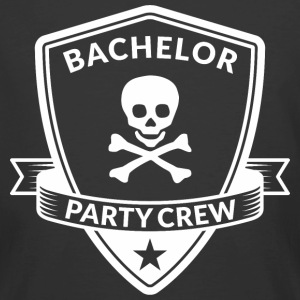 Bachelor Party Crew Emblem T-Shirts - Men's 50/50 T-Shirt