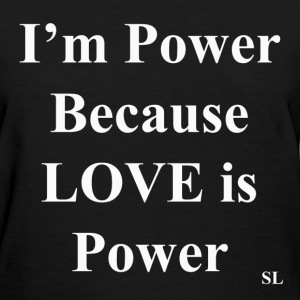 Women's Empowerment LOVE T-Shirts - Women's T-Shirt