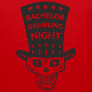 Bachelor Gambling Night Sportswear - Men's Premium Tank