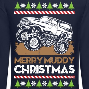 Mud Truck Ugly Christmas