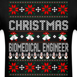 christmas_biomedical_engineer T-Shirts - Men's T-Shirt