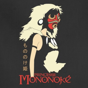 Princess Mononoke Hime Anime - Adjustable Apron