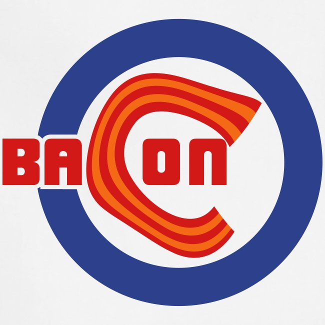 Chicago Bacon Baseball Apron