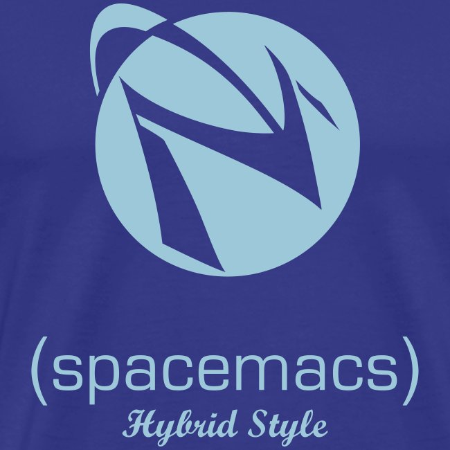 Spacemacs Editing Style - Hybrid