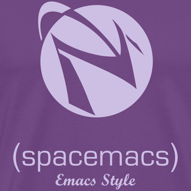 Spacemacs Editing Style - Emacs | Men's Premium T-Shirt