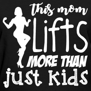 lifts 1167121.png T-Shirts - Women's T-Shirt