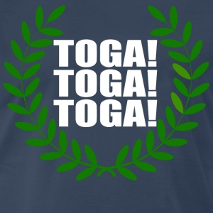Toga! Toga! Toga! Animal House T-Shirts - Men's Premium T-Shirt