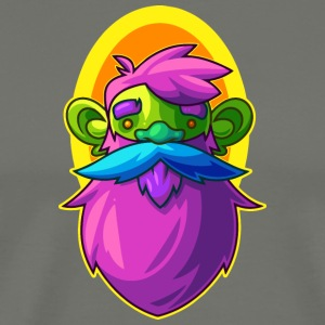 Bearded Gnome - Men's Premium T-Shirt
