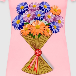 Bouquet - Women's Premium T-Shirt