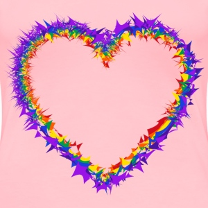 Thorny Heart - Women's Premium T-Shirt
