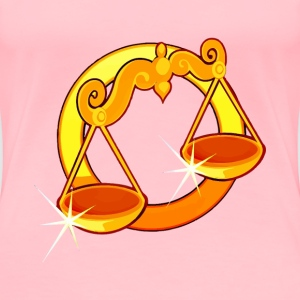 Libra 2 (isolated) - Women's Premium T-Shirt