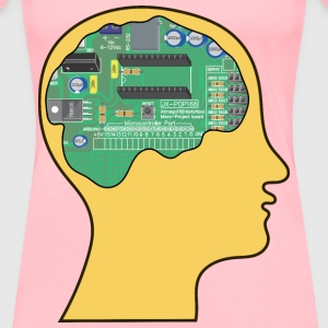 The intelligent - Women's Premium T-Shirt