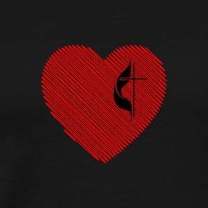 cross your heart - Men's Premium T-Shirt