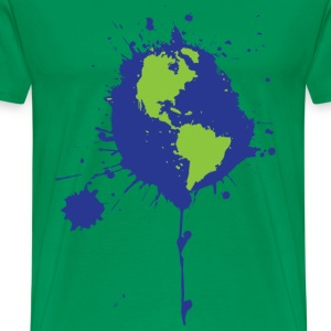 Art Changes the World T-Shirts - Men's Premium T-Shirt
