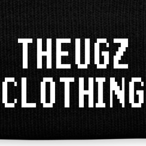 THEUGZ CLOTHING Sportswear - Knit Cap with Cuff Print