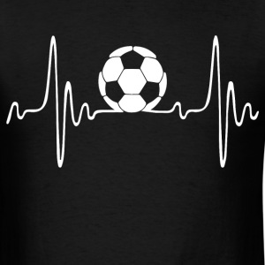 Soccer Beat - Men's T-Shirt