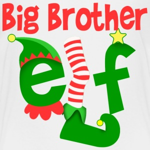 Big Brother Elf Kids' Shirts - Kids' Premium T-Shirt