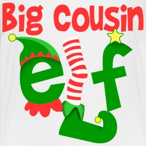 Big Cousin Elf Kids' Shirts - Kids' Premium T-Shirt