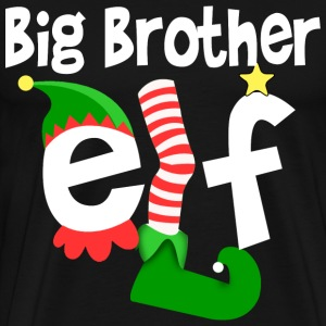 Big Brother Elf T-Shirts - Men's Premium T-Shirt