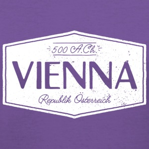 Vienna T-Shirts - Women's V-Neck T-Shirt