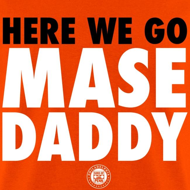 Mase Daddy T-Shirt (Orange)