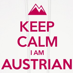 KEEP CALM I AM AUSTRIAN - Men's Hoodie
