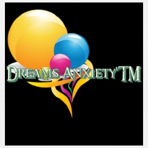 Dreams AnxietyTM logo - Men's Premium T-Shirt