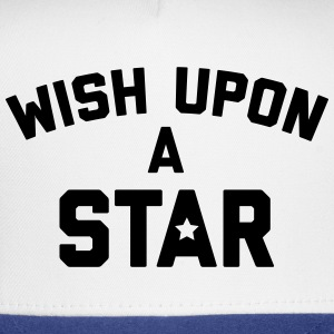 Wish Upon Star Quote Sportswear - Trucker Cap