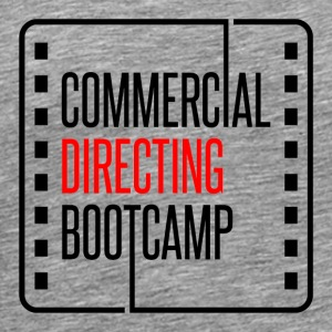 Commercial Directing Bootcamp T-Shirts - Men's Premium T-Shirt