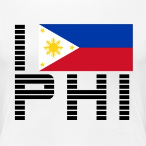 love philippines - Women's Premium T-Shirt