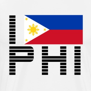 love philippines - Men's Premium T-Shirt