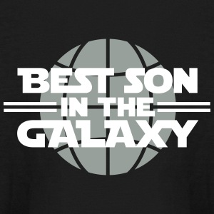 Best son in the galaxy Kids' Shirts - Kids' Long Sleeve T-Shirt