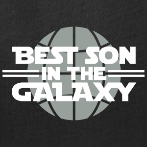 Best son in the galaxy Bags & backpacks - Tote Bag