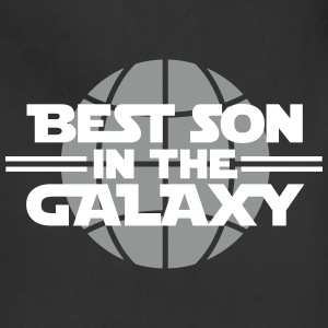 Best son in the galaxy Aprons - Adjustable Apron