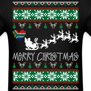 merry_christmas_south_african T-Shirts - Men's T-Shirt