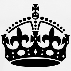 Crown - King, Princess T-Shirts - Men's Premium T-Shirt