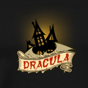 Count dracula's castle - Men's Premium T-Shirt