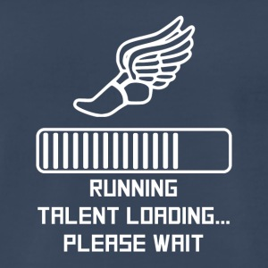 Running Talent Loading - Men's Premium T-Shirt