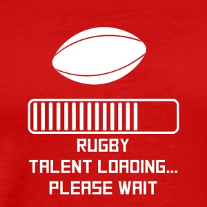 Rugby Talent Loading - Men's Premium T-Shirt