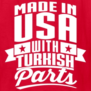 American Turkish Kids' Shirts - Kids' T-Shirt