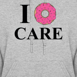I donut care - Women's Hoodie