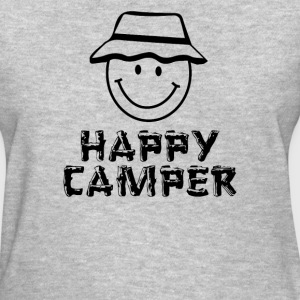 Happy Camper - Women's T-Shirt