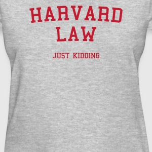 Harvard Law - Women's T-Shirt