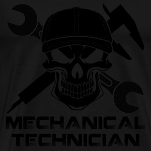 Mechanical technician - Awesome tee for technician - Men's Premium T-Shirt